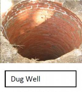 dug-well
