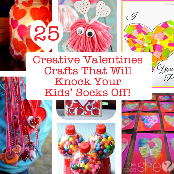 25-Creative-Valentines-Crafts-that-will-knock-your-kids-socks-off