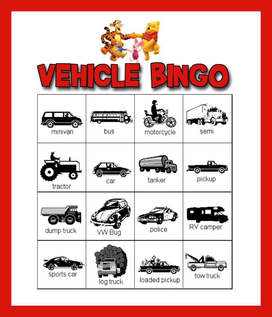 VehicleBingo2