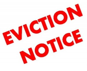 Eviction Notice | What To Do In Case Of Eviction Growing Great