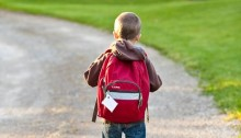 little boy with back pack pixabay