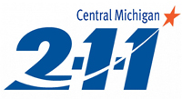 central Michigan 211 logo